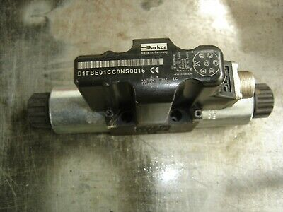Parker Hydraulic proportional valve D1FBE01CC0NSOO16