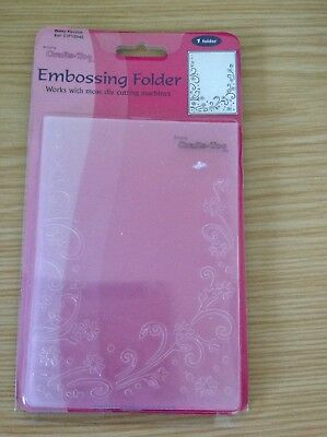 Embossing Folder by Craft -Tootion