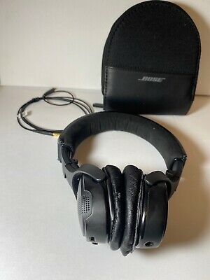 Bose SoundLink Around-Ear Wireless Headphones II Black Used☝