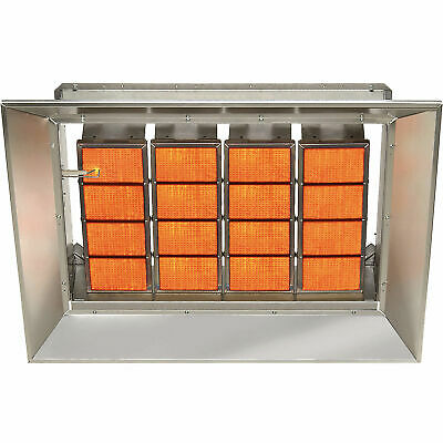 SunStar Natural Gas Heater Infrared Ceramic, 155000 BTU