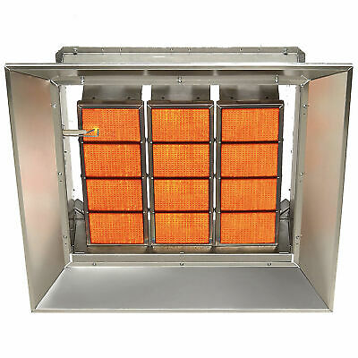 SunStar Natural Gas Heater Infrared Ceramic, 120000 BTU