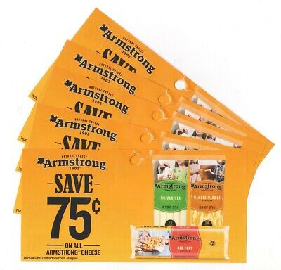 14x Save $0.75 on Armstrong Cheese Coupons (Canada)