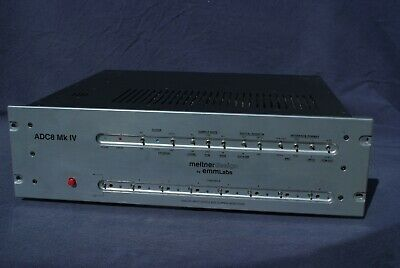 EMM Labs Meitner, 8 channel A to D Converter DSD and PCM #2