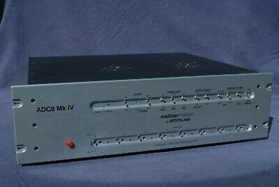 EMM Labs Meitner, 8 channel A to D Converter DSD and PCM #1