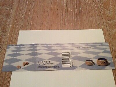 Qe11 2001 Barcode Booklet Cats And Dogs Self-Adhesive .Pm1.