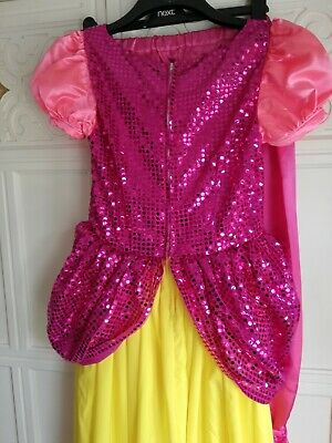 colourful Pantomime costume small childs