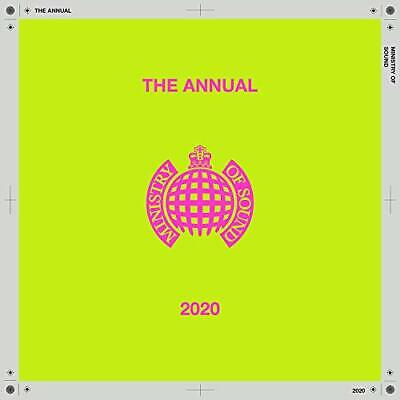 Various-The Annual 2020 - Ministry of Sound (US IMPORT) CD NEW