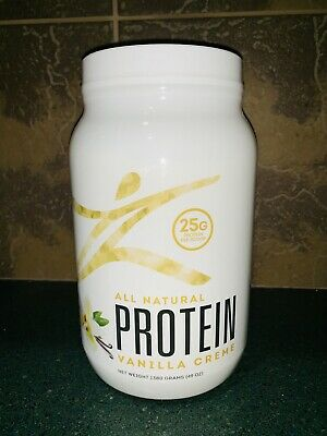 Zurvita Zeal For Life Vanilla Creme Protein - 30 Servings (FREE SHIPPING)
