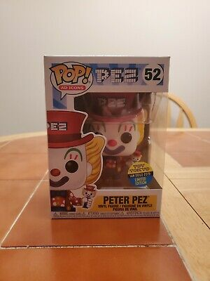 Funko Pop Ad Icons Peter Pez #52 SDCC Toy Tokyo
