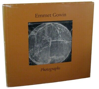 Emmet GOWIN / PHOTOGRAPHS First Edition 1990 #102471