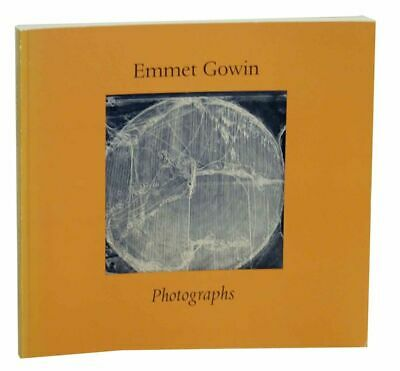 EMMET GOWIN PHOTOGRAPHS / First Edition 1990 #130374