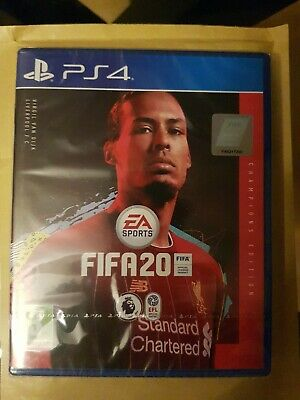 FIFA 20: Champions Edition (PS4) in Stock New & Sealed UK PAL Free UK P&P