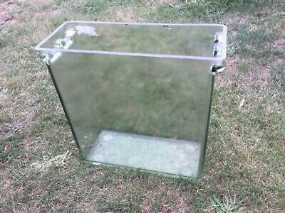 ANTIQUE. Panglas SHANDON  500 CHROMATANK glass case
