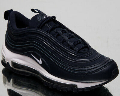 NIKE AIR MAX 97 GS Y2K BLACK REFLECTIVE GREY SILVER WHITE