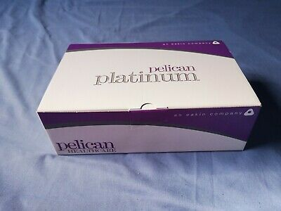 Pelican Platinum Contour Closed Ostomy Pouch Size 30mm Box Of 30 BNIB