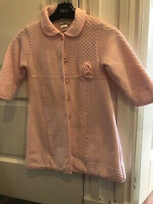 Sarah Louise Knitted Coat Age 3