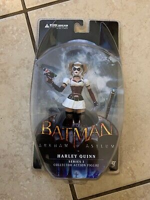 Harley Quinn (DC Direct) Arkham Asylum Series 1 Action Figure, New in Package
