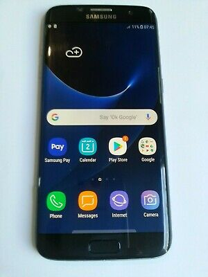Samsung Galaxy S7 Edge 32GB Black (Unlocked) with 3 Month Warranty