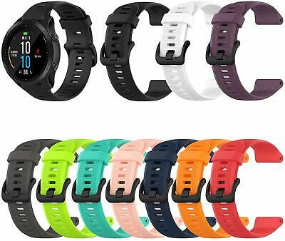 For Garmin Forerunner 935/945 Strap Silicone Fitness Replacement Sports Band
