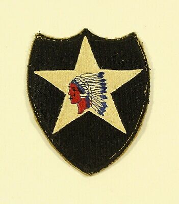 WW2 Repro Thunderbolt Badge Uniform Army New US 83rd Infantry Division Patch