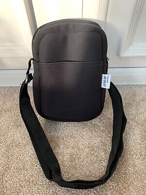 Black Avent Baby Bottle Twin Insulated Bag