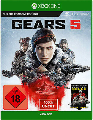 Gears 5+Gears of War 3+2+Ultimate Edition Xbox One