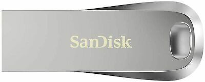 Sandisk USB 3.1 128 GB Ultra Luxe USB3.1 150MB/s Read USB Flash Drive New ct