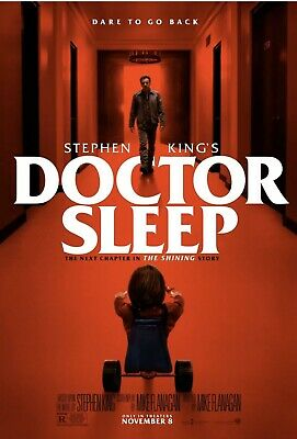 "Doctor Sleep ( 11"" x 17"")  Collector's Movie Poster Print  (T2) - B2G1F"