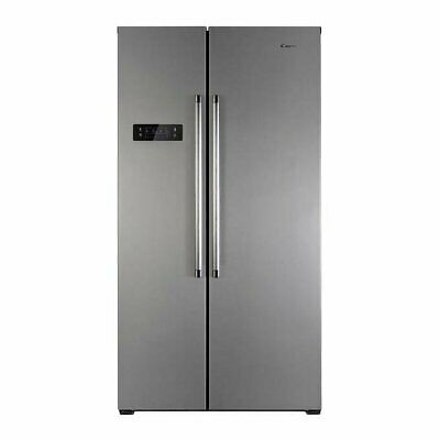 Side By Side Candy 516 Litri Classe A+ No Frost 178 Cm Inox CXSN 172 IXH