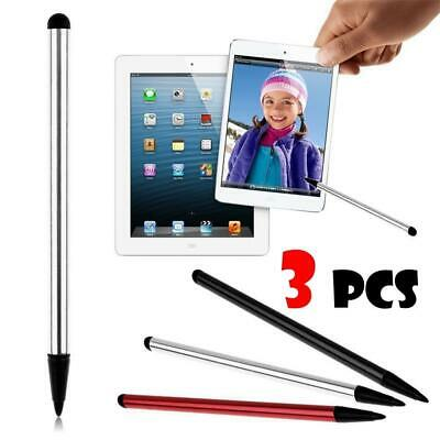 3PCS Universal Touch Screen Pen For IPhone IPad Samsung Tablet PC PC Cellphone