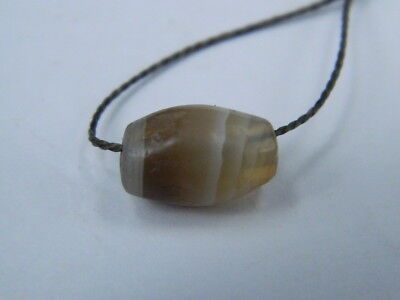 Ancient Agate Bead Roman 200 BC No Reserve #BE5033