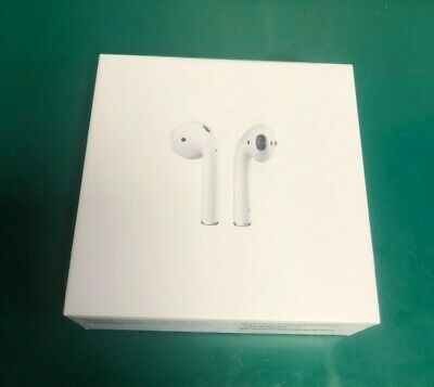 Apple AirPods 2nd Generation with Charging Case - White Boxed
