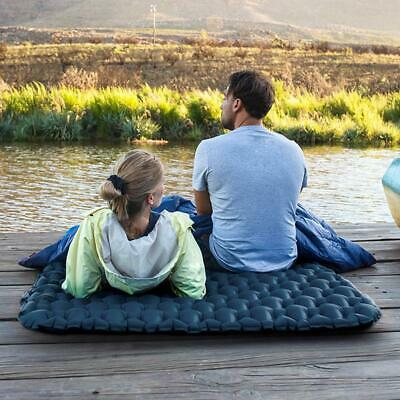 Ultralight Inflatable Sleeping Pad for Camping Hiking Backpacking Outing