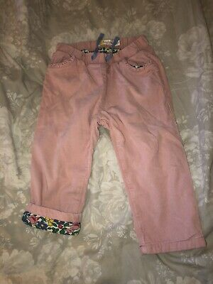 baby boden girls 18-24 months Cord Trousers