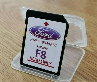 Newest Ford F8 2019/2020 Navigation Sd Card Map Europe Latest Update For Sync2