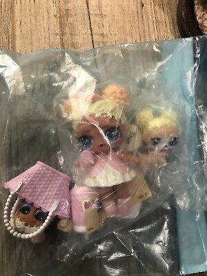 LOL surprise doll CC flower baby family
