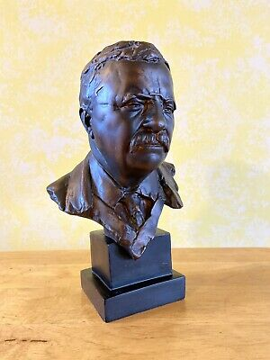 President Theodore Roosevelt Bust, Statuette