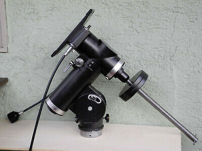 VIXEN SATURN - heavy & extremely solid equatorial telescope mount, Made in Japan