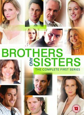 Brothers and Sisters - The Complete First Season - NEW DVD - Region 2
