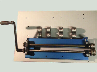 SWAGING MACHINE 530mm BEAD ROLLER BEAD FORMER, SWAGER, BEADING JENNY