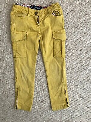 Mini Boden Girls Trousers Age 5