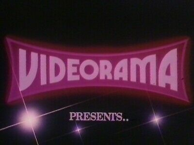 Videorama Vintage Adult Classic VHS DVD Conversion DISC ONLY