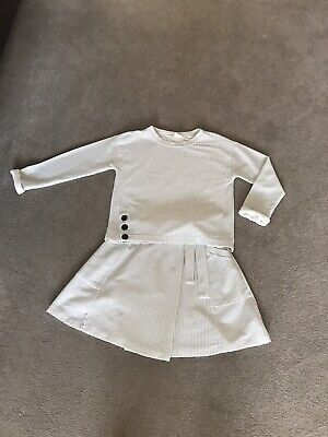 Girls Zara Skirt And Top Age 10