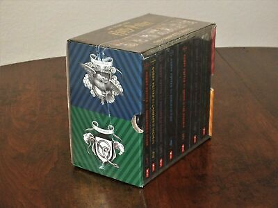 Harry Potter Books 1-7 Special Edition Boxed Set by J. k....