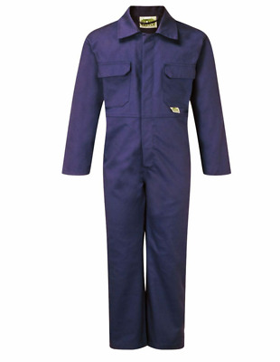 Kids Childs Childrens Boys & Girls Boilersuit Overalls Coverall Boiler Suit New!