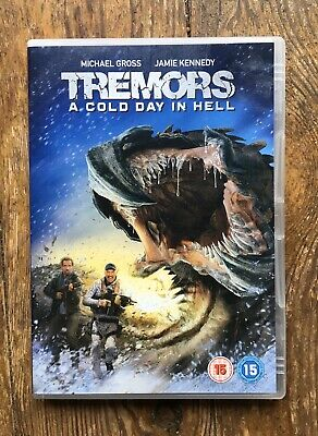 Tremors: A Cold Day in Hell (DVD, 2018) - Michael Gross, Jamie Kennedy
