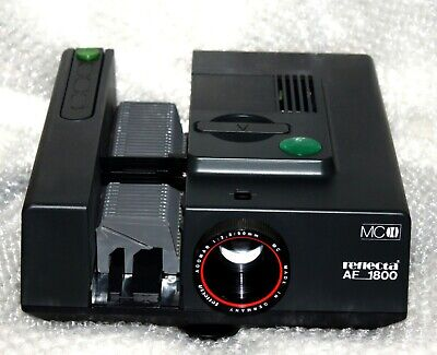 AGFA DIAMATOR 1800 AUTOFOCUS remote Slide Projector in NEW condition,  Never use