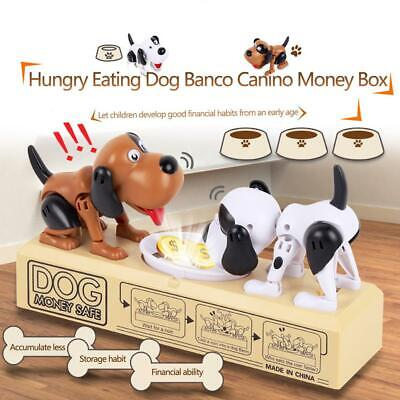 Hungry Eating Dog Banco Canino Money Box Money Bank Stole Coin Piggy Bank