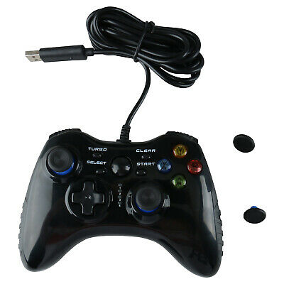 Windows, Vista, Steam, TV box, Android Game Controller, OUTWIT Wired USB Gamepad