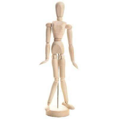 Puppet toy sketch model Painting and Drawing Aid Doll Wooden Model #HID